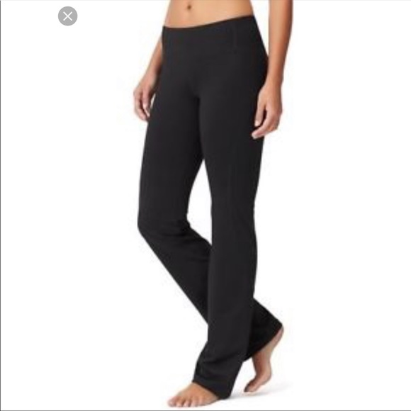 Athleta Work It Out Yoga Pant 153059 Black Sz S